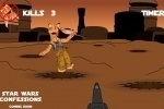 Gun Down The Gungan game free online