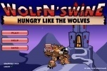 Wolf N Swine - Hungry Like Wolves game free online