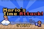 Mario's Time Attack game free online