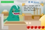 Typing Monster game free online