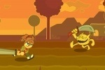 Sammy Samurai Runner game free online