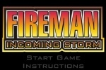 Fireman Incoming Storm game free online