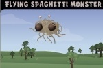 Flying Spaghetti Monster game free online