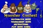 Monster Contest game free online