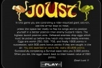 Joust game free online