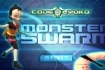 Code Lyoko Monster Swarm game free online