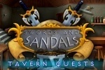 Swords and Sandals 4 Tavern Quests game free online