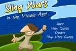 Sling Wars in the Middle Ages game free online