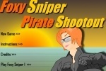 Foxy Sniper Pirate Shootout game free online