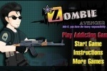 Zombie Avenger game free online