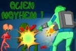 Alien Mayhem game free online