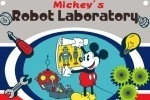 Mickey's Robot Laboratory game free online