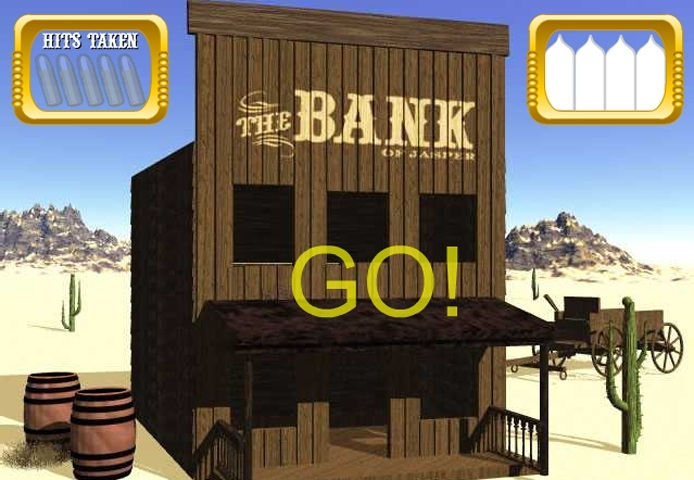 The Bank of Jasper Game