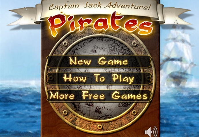 Captain Jack Adventure! Pirates Game