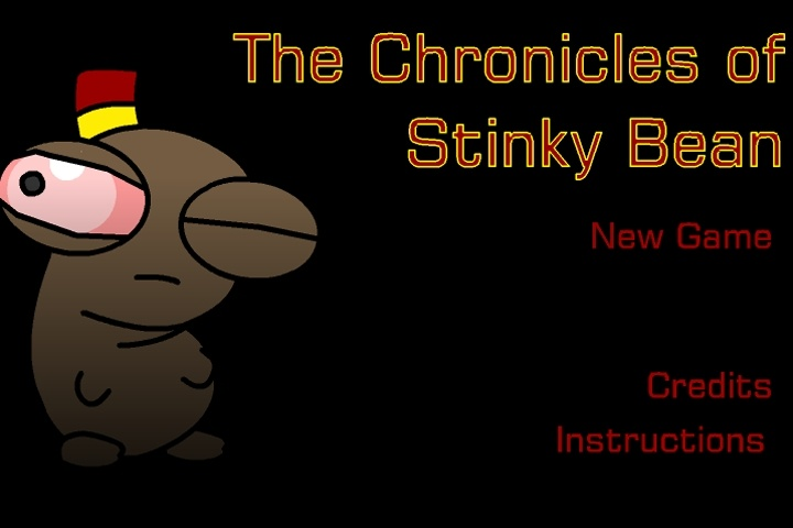 The Chronicals of Stinky Bean Game