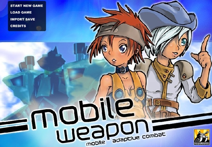 Mobile Weapon 1 Game