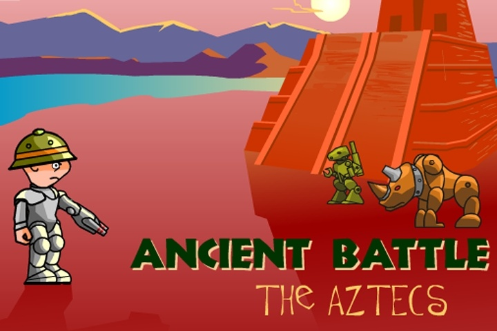 Arny's Ancient Battle: The Aztecs Game