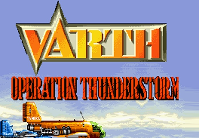 Varth Operation Thunderstorm Game