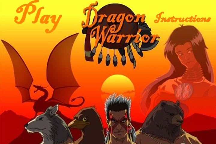 Dragon Warrior Game
