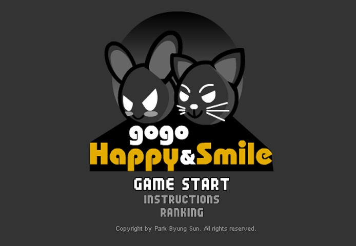 Gogo Happy and Smile Game