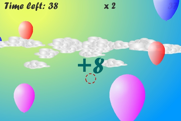 Balloon Shooter Game