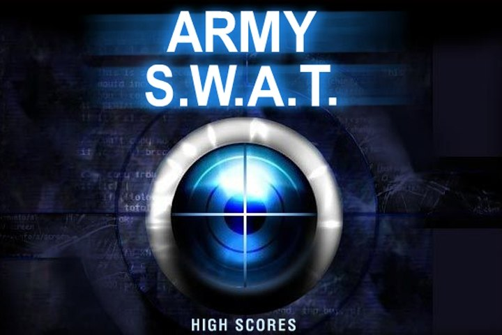Army SWAT 3D Game