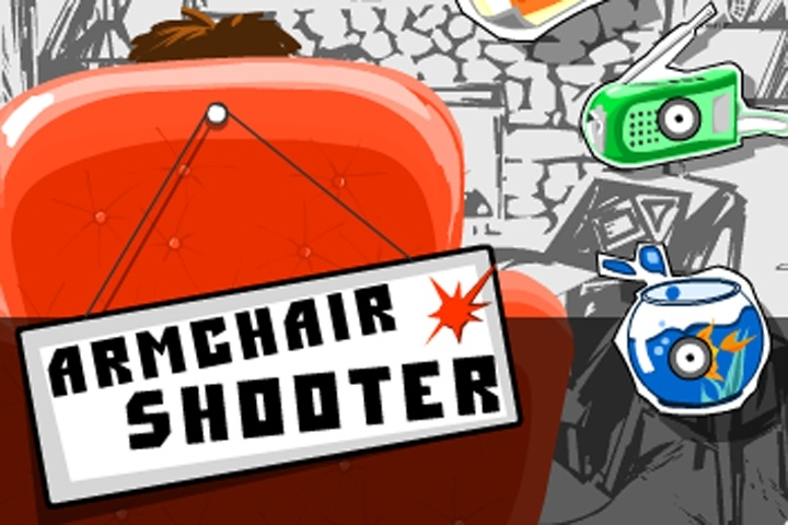 Armchair Shooter Game
