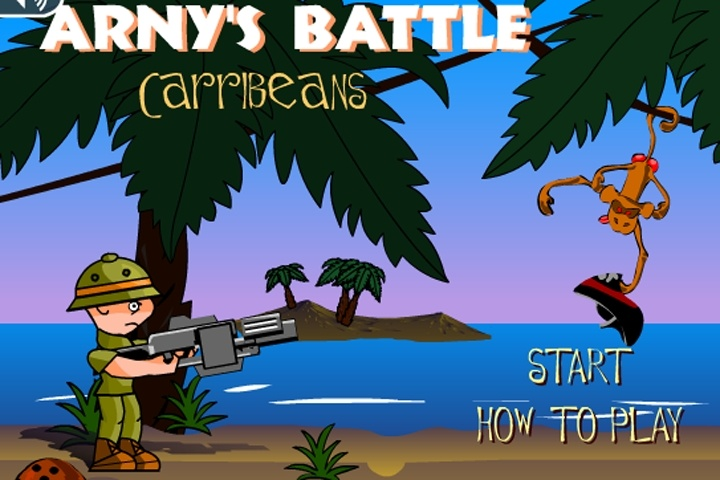 Arnys Battle 2 Carribeans Game