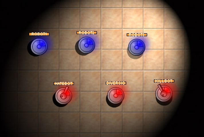 Bot Arena Game