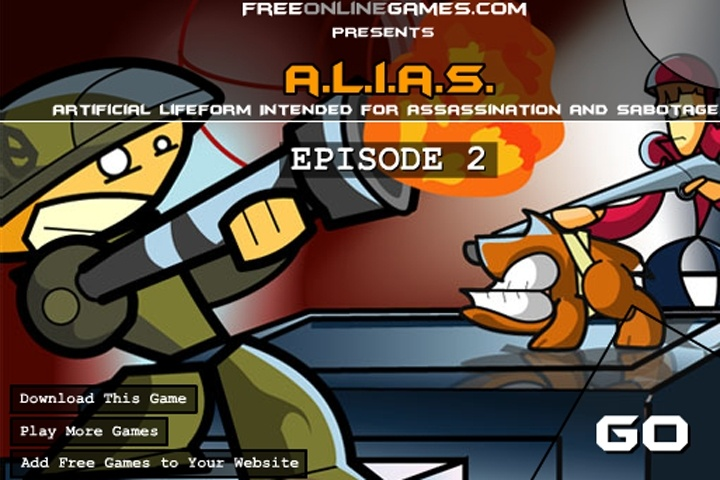 A.L.I.A.S. 2 aka Alias Game