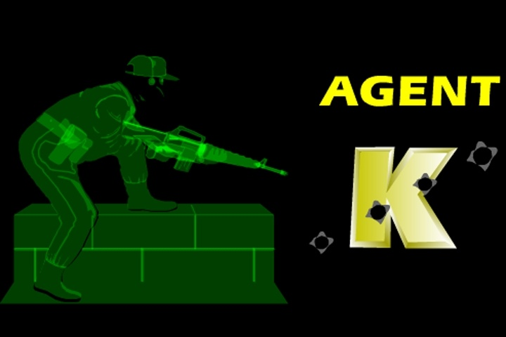 Agent K SWAT Team Game