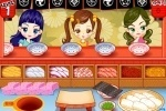 Sue Sushi Restaurant game free online