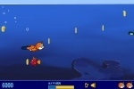 Teddy Goes Swimming game free online