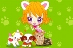 Sue's Dog Beauty Salon game free online
