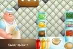 The Great Burger Builder game free online