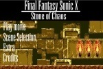 Final Fantasy Sonic X3 game free online