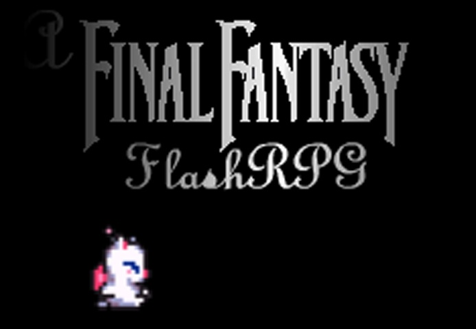 Final Fantasy Flash RPG Game
