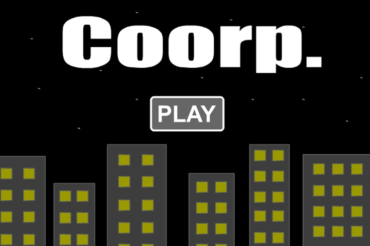 Coorp. pt. 1 Game