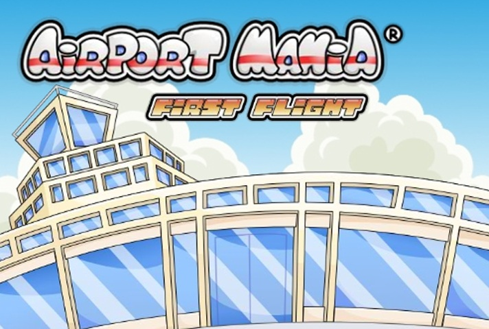 Airport Mania First Flight Game