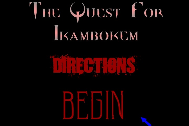 The Quest For Ikambokem Game