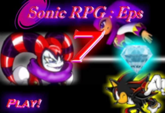 Sonic RPG - Episode 7 Game