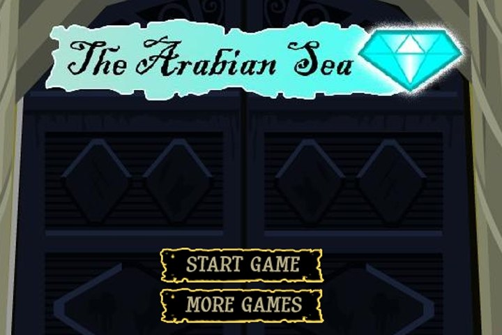 Phantom Mansion II - Part 3 - The Arabian Sea Game