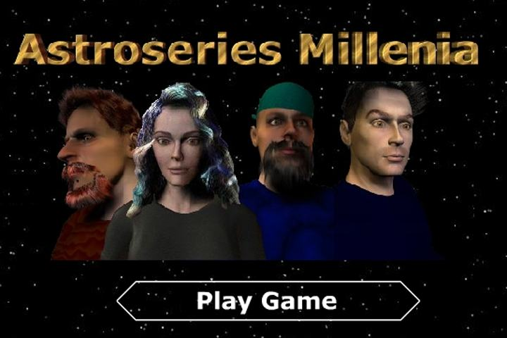 Astroseries Millenia RPG Game