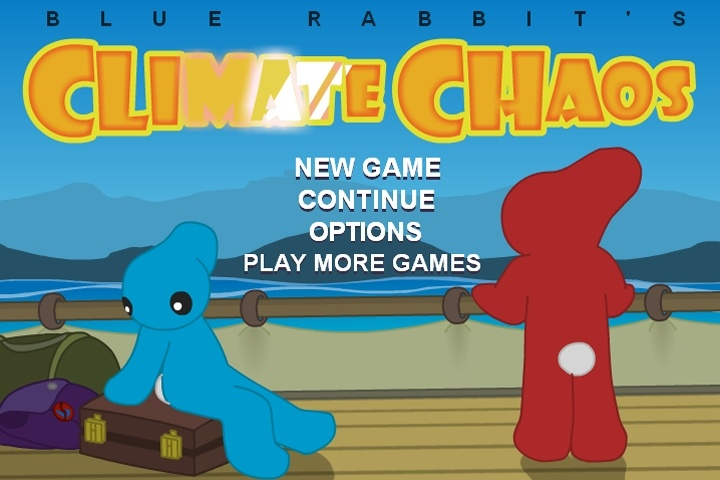 Blue Rabbit's Climate Chaos Game