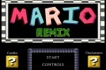 Mario, Gradius And Mega Man Remix game free online