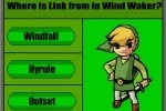 Ultimate Zelda Quiz game free online