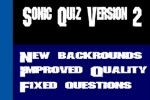 Ultimate Sonic Quiz game free online