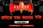 Batman Rock 'Em Sock ' Em game free online