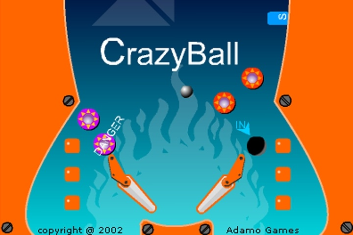 Crazy PinBall Game