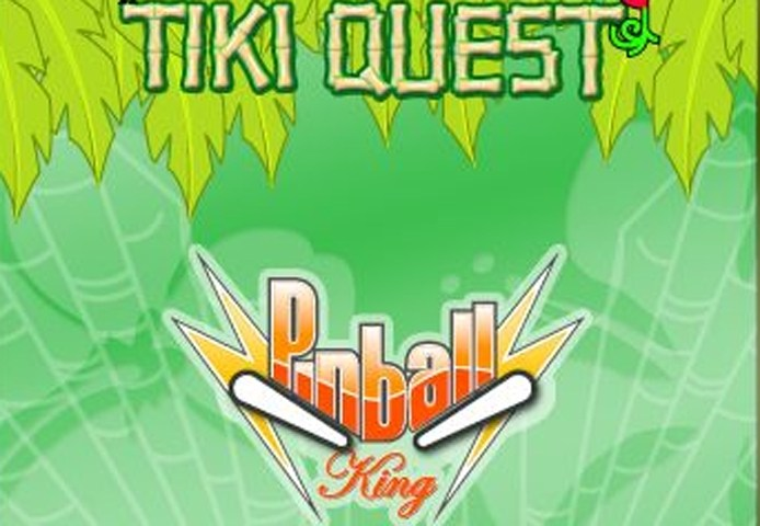 Tiki Quest Pinball King Game